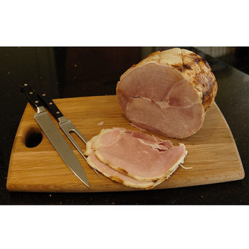 Lane Farm Suffolk Cooked Ham with Honey & Mustard Glaze, 2kg (Serves 20-25 people)