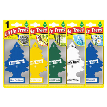 Little Trees Traditional Assortment Air Fresheners - 24 Pack
