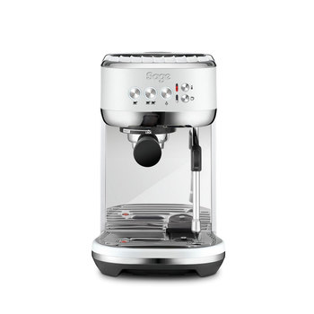 Sage Bambino Plus Espresso Coffee Machine in Sea Salt SES500SST