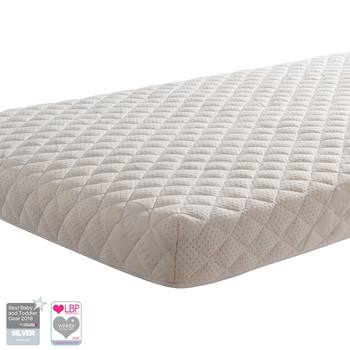 Silentnight Safe Nights Superior Pocket Cot Bed Mattress