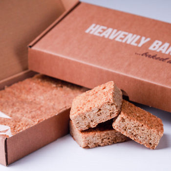 Heavenly Bakes Butter Flapjack Bliss, 20 x 70g