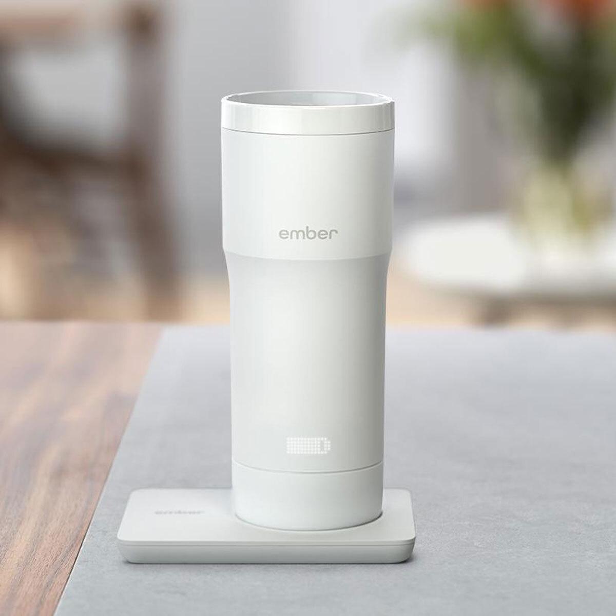 Ember Temperature Control Travel Mug White Costco Uk