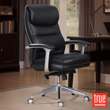 True Innovations Leather Executive Chair