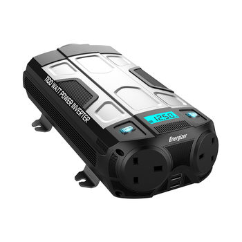 Energizer® 12V to 230V 1100W Power Inverter - Model 50612