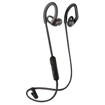 Plantronics BackBeat FIT 350 Wireless Sport Earbuds in Black/Grey