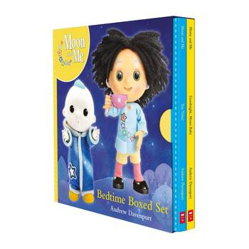 Moon And Me 2 Book Bedtime Boxed Set (2+ Years)