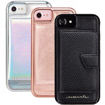 Case-Mate Compact Mirror Case for iPhone 8/7/6 in 3 Colours