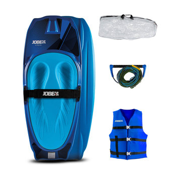 "Jobe Streak 4ft 4"" Kneeboard Package"