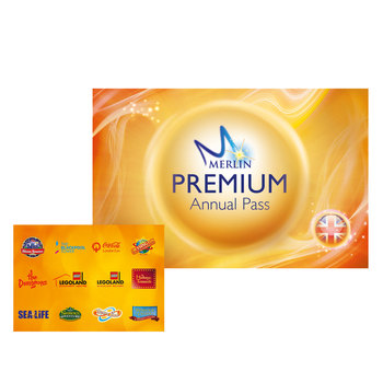 Merlin Premium Annual Pass + 2 Free Day Tickets