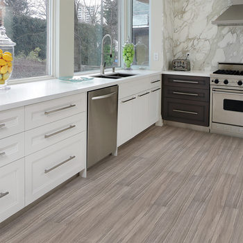 Golden Select Oyster Rigid Core SPC Luxury Vinyl Flooring Planks with Foam Underlay - 1.55 m² Per Pack