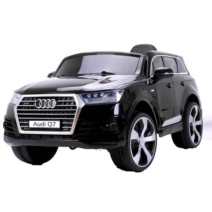 Run Run Audi Q7 12V Children's Electric Ride On With