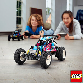LEGO Technic Off-Road Buggy - Model 42124 (10+ Years)