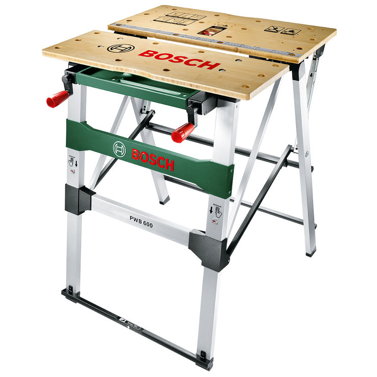 Bosch PWB 600 Folding Work Bench | Costco UK