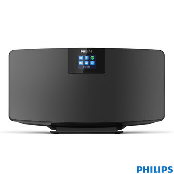 Philips Home Audio System TAM2805/1, with Internet Radio & Spotify Connect, Bluetooth and FM/DAB+