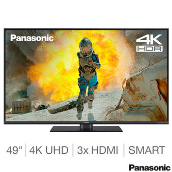 Panasonic 49FX550B 49 Inch 4K Ultra HD TV