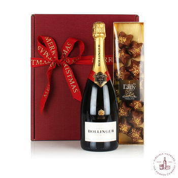 Bollinger & Chocolates Gift Box