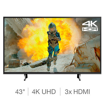 Panasonic 43FX600B 43 Inch 4K Ultra HD Smart TV