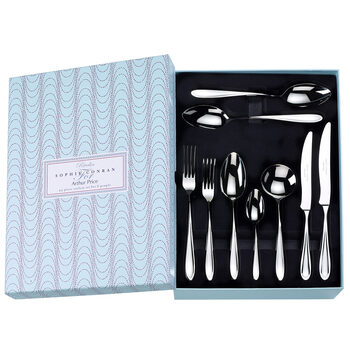 Arthur Price Sophie Conran Rivelin Stainless Steel 44 Piece Cutlery set