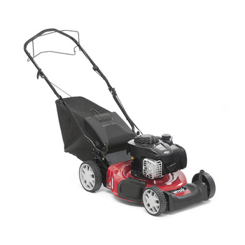 "MTD Smart 125cc 18"" (46cm) Self Propelled Petrol Lawn Mower - Model SMART 46SPBS"