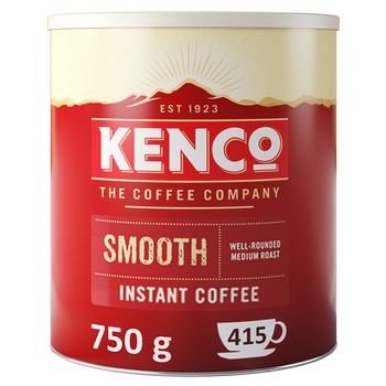 Kenco Smooth Instant Coffee Granules, 750g