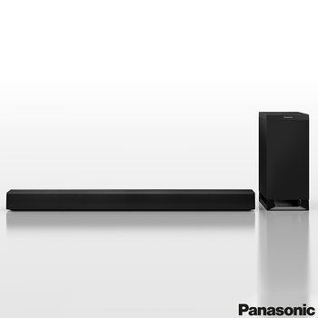 Panasonic SC-HTB700EBK 3.1 Ch, 376W Soundbar and Wireless Subwoofer with Dolby Atmos and DTS:X