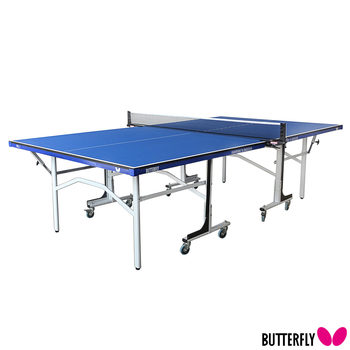 Butterfly Signature 16 Indoor Table Tennis Table with 2 Bats and 3 Balls