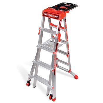 Little Giant® Select Step™ Ladder with AirDeck™