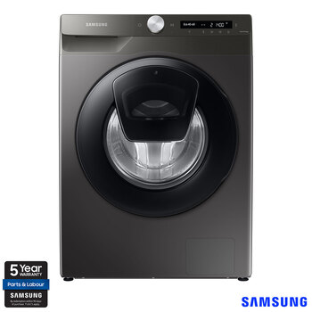 Samsung WW90T554DAN/S1, 9kg, 1400rpm, Washing Machine, A+++ Rating in Graphite