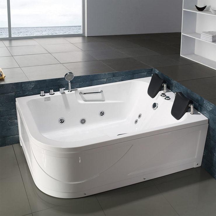 Platinum Spas Sorrento 2 Person Whirlpool Bath Tub | Costco UK