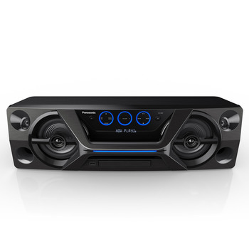 Panasonic SC-UA3 Wireless Bluetooth Speaker in Black