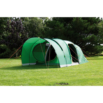 Coleman FastPitch™ Valdes 4 Air Tent with Blackout Bedrooms  sc 1 st  Costco & Tents u0026 Shelters
