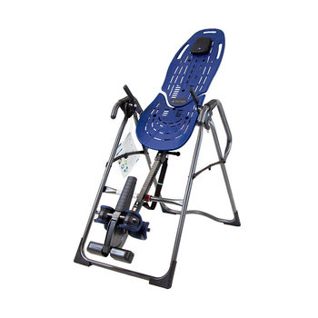 Teeter EP-960 Inversion Table with  Massage Nodes and Lumber Bridge