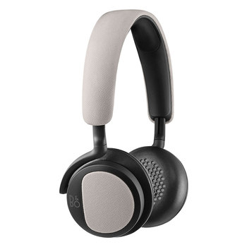 B&O BeoPlay H2 Over Ear Headphones in Silver