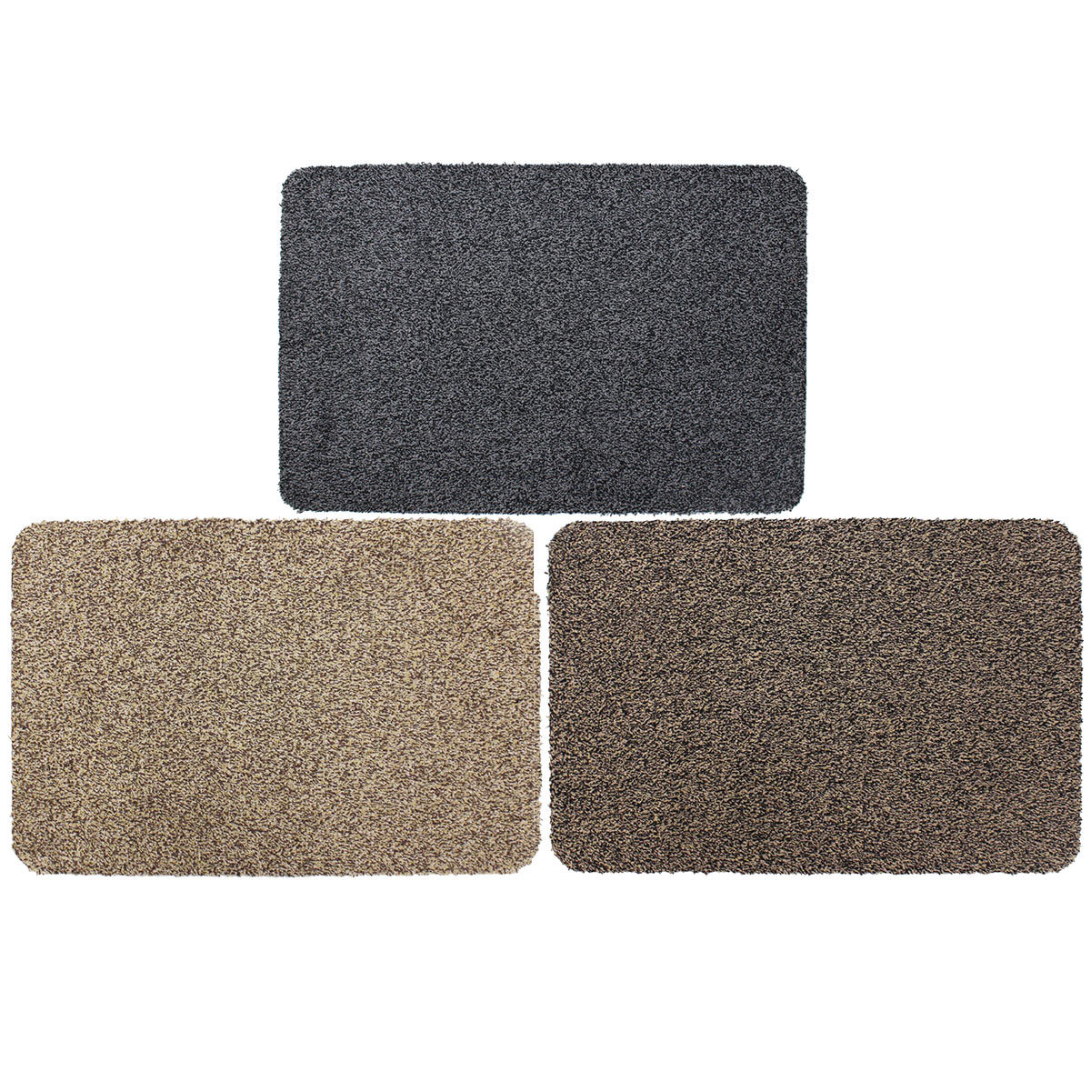 Jvl Tanami Barrier Door Mat In 3 Colours Costco Uk