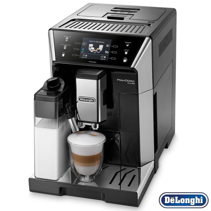 b9fa92e60 De'Longhi ECAM550.55.SB PrimaDonna Class Bean To Cup Coffee Machine    Costco UK