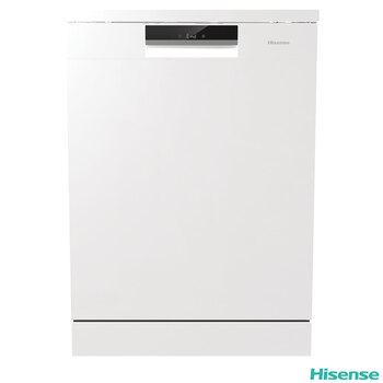 Hisense HS6130WUK, 16 Place Settings Dishwasher A+++ Rating in White
