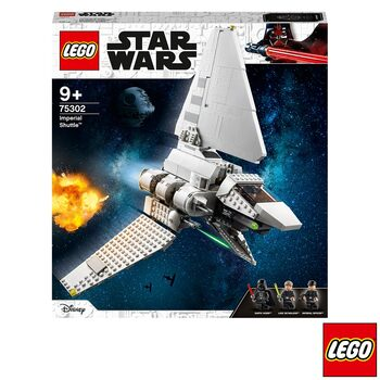 LEGO Star Wars Imperial Shuttle - Model 75302 (9+ Years)