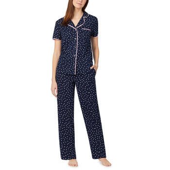 Jane & Bleecker Women's 3 Piece Pyjama Set in 3 Colours and 4 Sizes