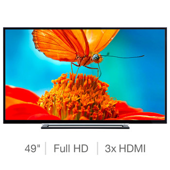 Toshiba 49L3753DB 49 Inch Full HD TV