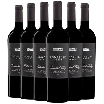 Kirkland Signature Series Columbia Valley 2016, 6 x 75cl