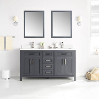 OVE Lakeview 152 cm Double Vanity in 2 Colours