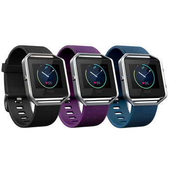 Fitbit Blaze Smart Fitness Watch in 3 Colours and 2 Sizes