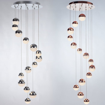 Azad Atomo 14 LED Pendant Light in 2 Colours