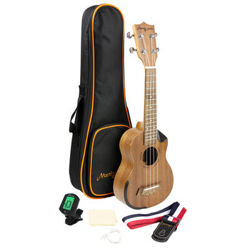 Martin Smith Premium Soprano Ukulele Bundle