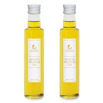 Truffle Hunter White Truffle Oil Double Concentrated, 2 x 250ml