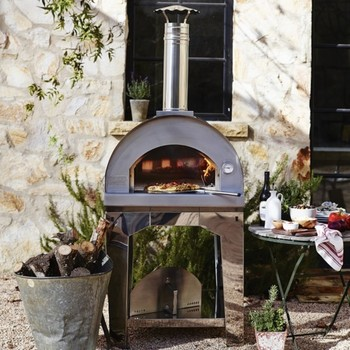 Forno Toscano Margherita Multi Function Outdoor Pizza Oven + Accessories + Cover