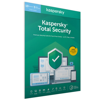 Kaspersky Total Security 2020, 10 Devices 1 Year