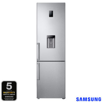 Samsung RB37J5920SL/EU, Fridge Freezer A+ Rating in Graphite