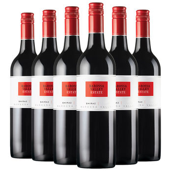 Barossa Valley Estate Shiraz 2016, 6 x 75cl