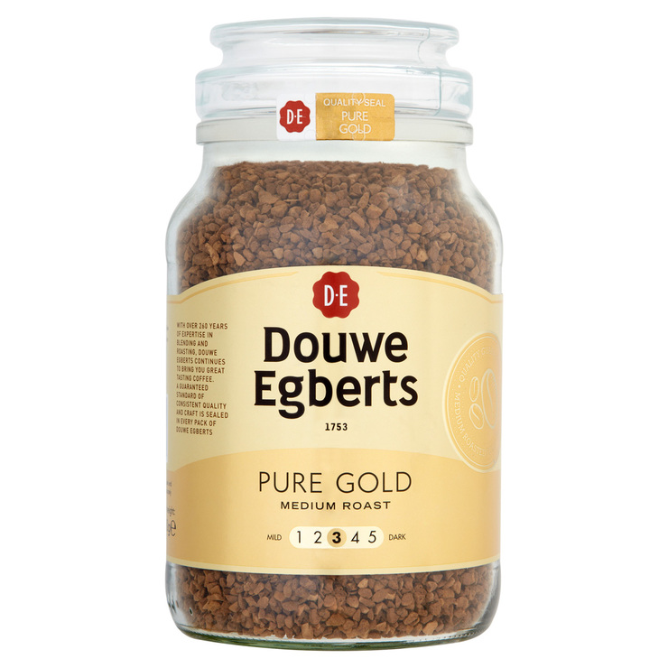 Douwe Egberts Pure Gold Instant Coffee Granules 400g Costco Uk